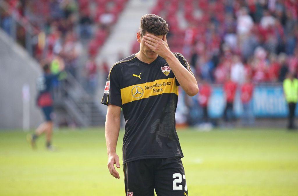 Mario Gomez steht nicht gerne im Mittelpunkt. Foto: Pressefoto Baumann