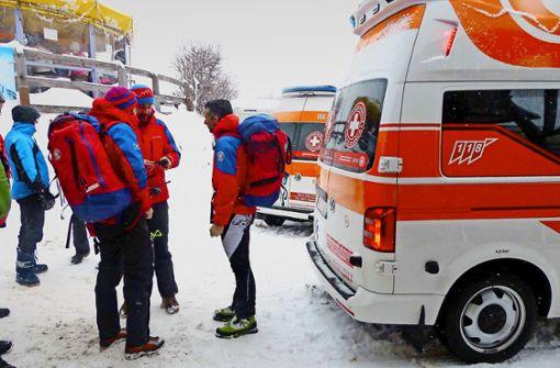 Lawinenunglück: Skifahrer aus Ludwigsburg angeklagt