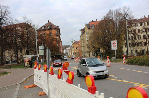 Grüne stoßen sich an Details zum Bismarckplatz
