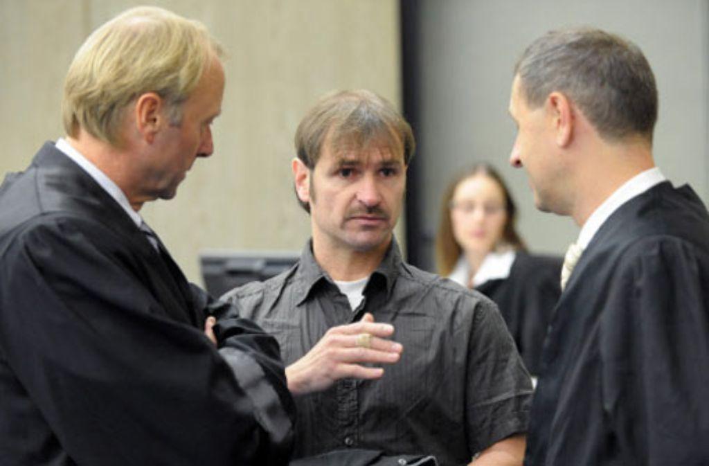 Harry Wörz ist im vergangenen Herbst vom Vorwurf der versuchten Tötung seiner Frau freigesprochen worden. Foto: dpa