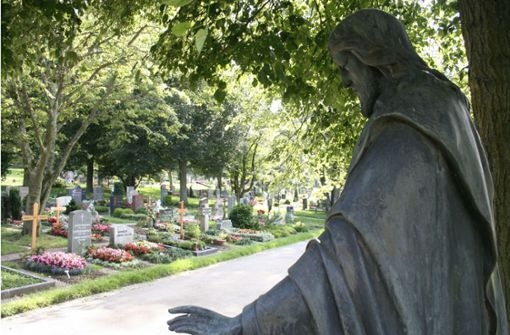 Leben nach dem Tod eines Angehörigen