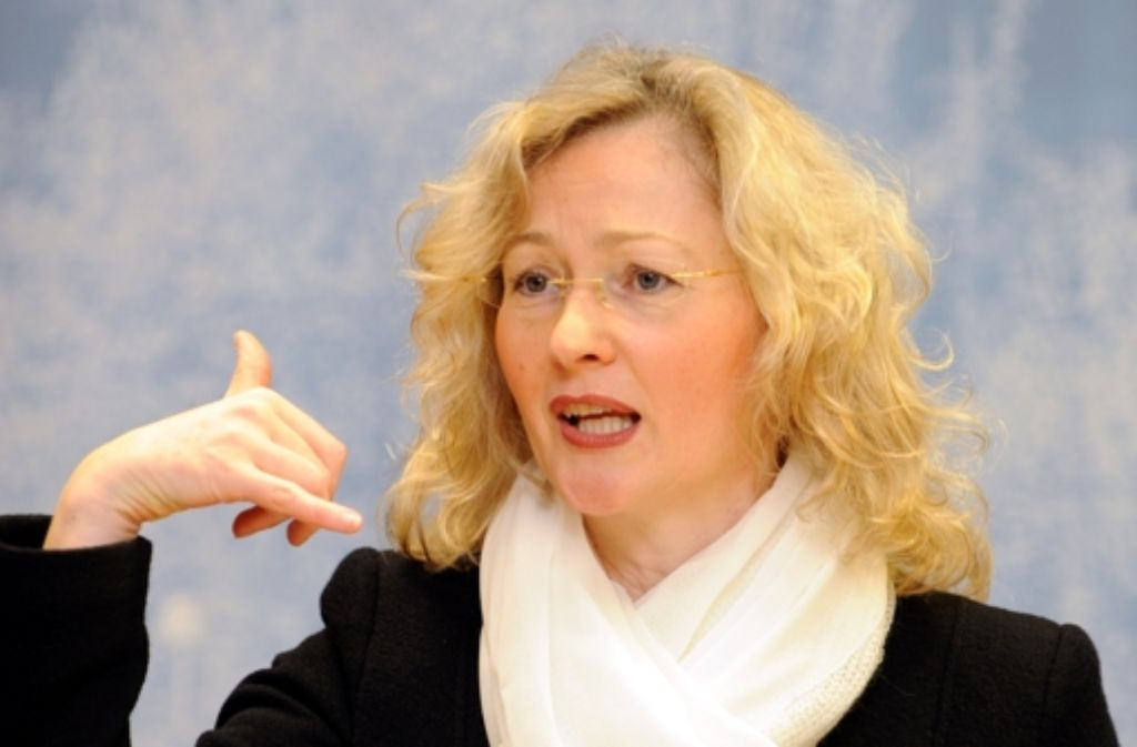 Gabriele Warminski-Leitheußer fehlte der Rückhalt in ihrer Partei. Foto: dpa