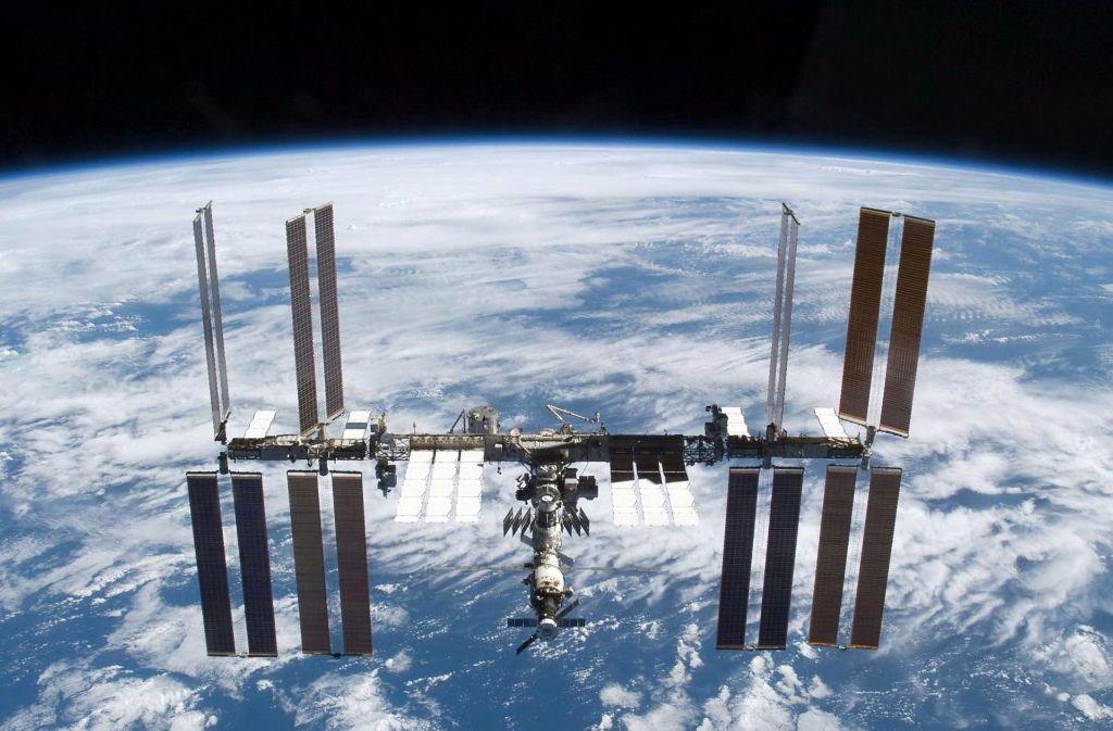 Die Uni Stuttgart schickt Nervenzellen zur ISS. Foto: NASA/epa