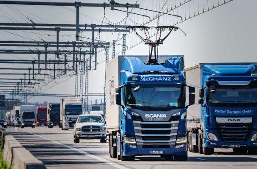 Beim Klimaschutz rücken Lkw stärker in den Fokus