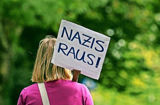 """Tausende für """"Nazis raus!"""""""
