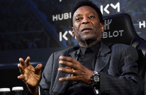 Fußball-Legende Pelé aus Krankenhaus entlassen