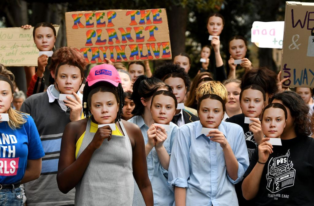 Forscher sehen in den derzeitigen Jugendlichen eine Generation, die gehört werden will. Foto: dpa/James Ross
