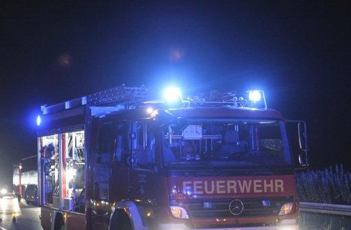 Die Feuerwehr hat die beiden Hilflosen am Ufer der Weissach geborgen Foto: www.mauritius-images.com