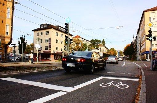 Waiblinger Straße  autofrei