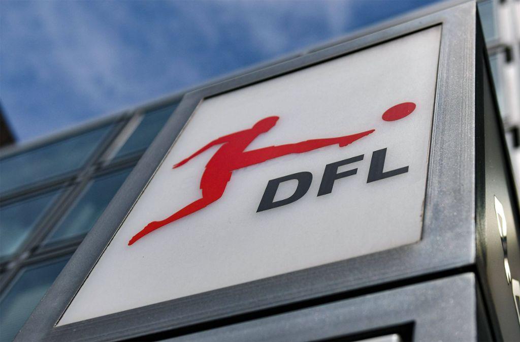 Die DFL bereitet sich auf den Bundesliga-Neustart vor. Foto: imago images/Jan Huebner
