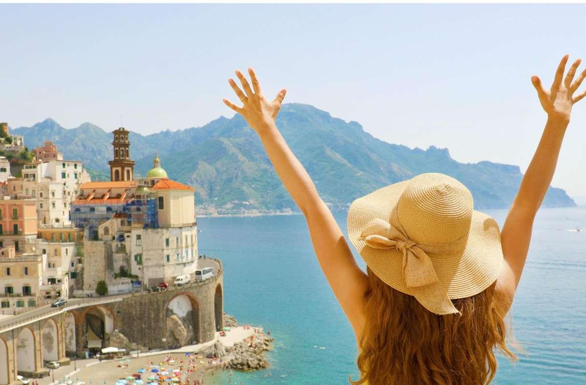 Die Amalfi-Küste ist eines von vielen Reisezielen, die Italien für Urlauber zu bieten hat. Foto: imago images/Panthermedia/sergiomonti