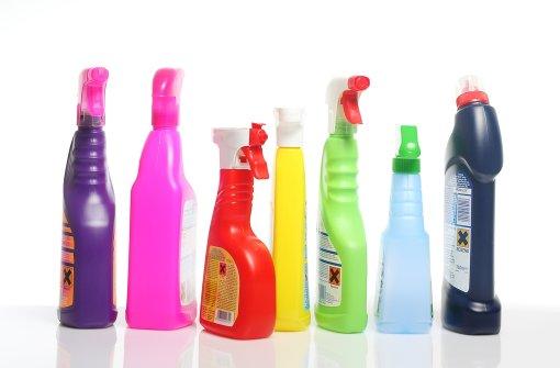 Weniger putzen hält gesund
