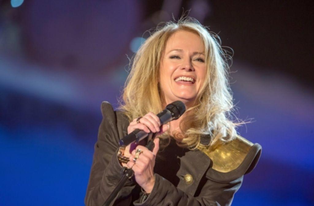 Die Sängerin Nicole startet ihre Jubiläumstour in Fellbach. Foto: dpa-Zentralbild