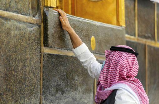 Über Mekka liegt eine beklemmende Ruhe