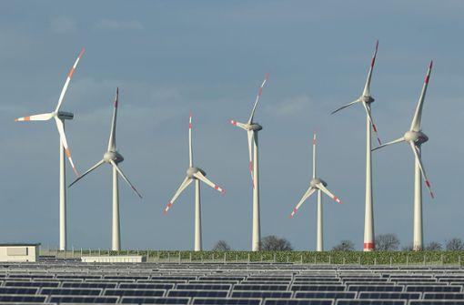 Fotovoltaik günstiger als Windenergie