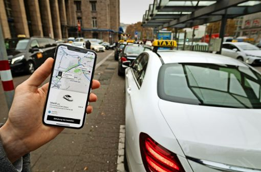 Wird Uber vom Gericht ausgebremst?