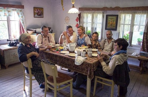 Familie muss im TV zurück in die Nazi-Zeit