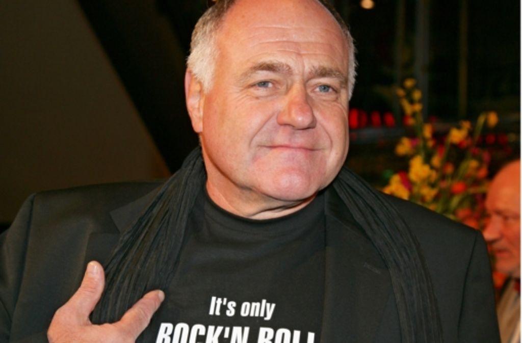 Ex-Politiker Rezzo Schlauch mischt künftig in der Bildung mit. Foto: dpa-Zentralbild
