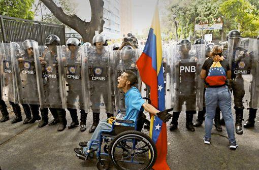 Konflikt in Venezuela verschärft sich