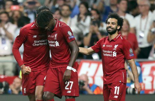 Klopps Liverpool besiegt Tottenham Hotspur