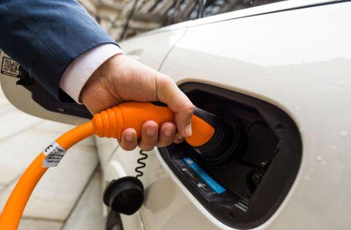 Steuerliche Anreize für E-Autos sollen verlängert werden