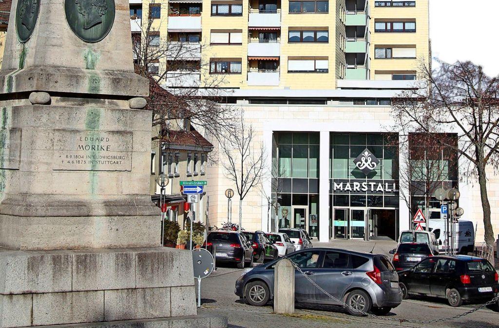 Die Marstall-Ladenpassagen wurden für viel Geld modernisiert – nicht jeder ist glücklich darüber. Foto: factum/Weise