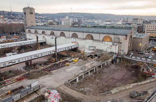 Die Mehrheit der Befragten zum Bahnprojekt Stuttgart 21 ist für eine Prüfung des Umstiegskonzepts der Gegner. Foto: dpa