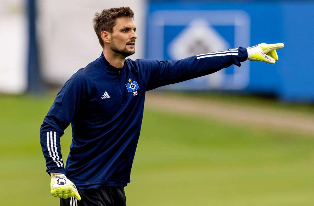Vom Süden in den Norden: Sven Ulreich spielt nun für den Hamburger SV. Foto: imago/Philipp Szyza