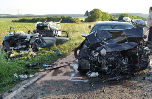 Tödlicher Verkehrsunfall auf der K1014