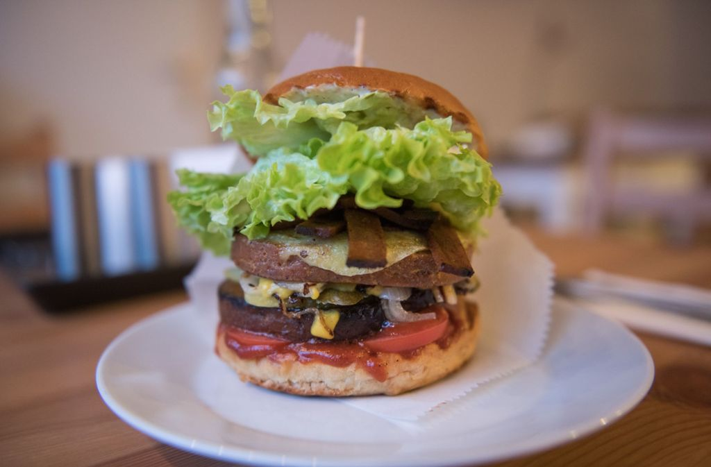 Bald soll es in der Esslinger Innenstadt auch Burger aus Stuttgart geben. Foto: Getty Images Europe