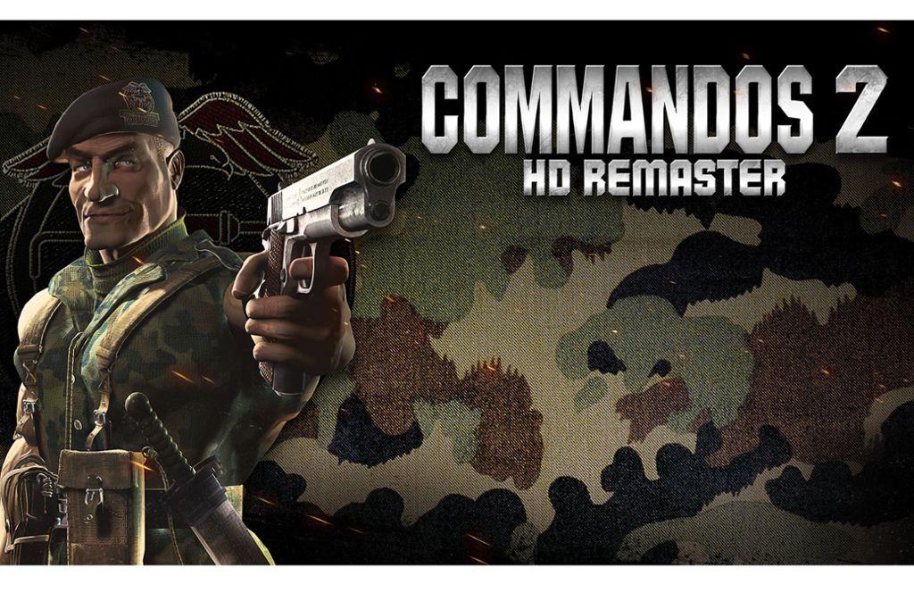 Der Green Beret ist einer von neun Spezialeinheiten, den Commandos, die im Spiel zur Verfügung stehen. Foto: Kalypso Media