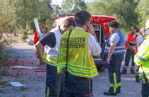 Ultraleichtflugzeug stürzt in Wald –  zwei Menschen sterben