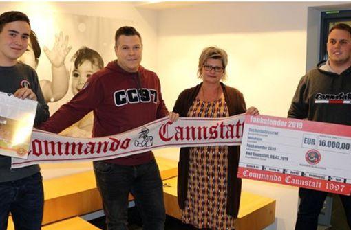 Commando Cannstatt sammelt Rekordsumme