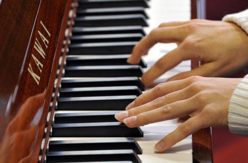 Klavierstimmer  über Kammer verstimmt