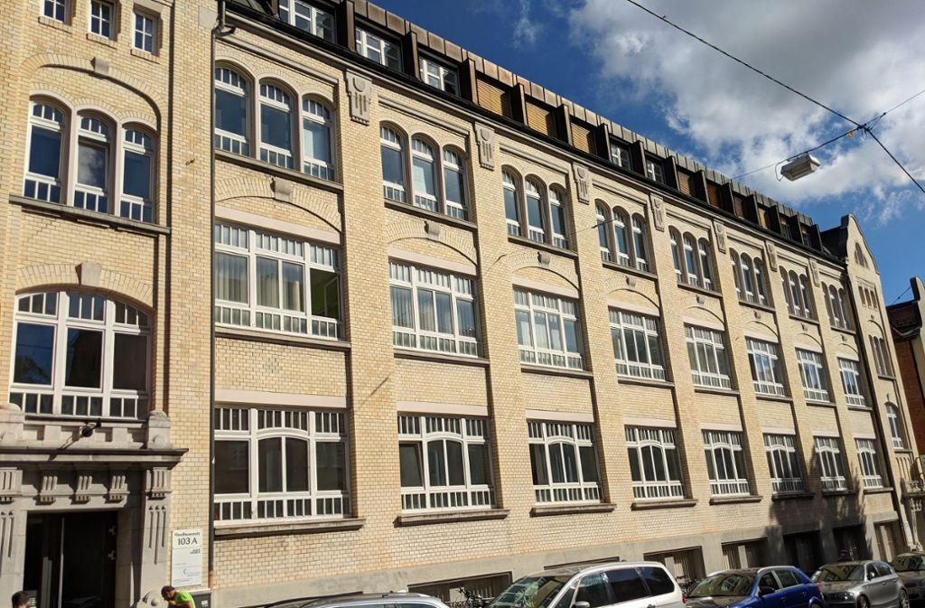 Das Gemeindepsychiatrische Zentrum hat jetzt große, helle Räume im Erdgeschoss und im 1. Obergeschoss des denkmalgeschützten Gebäudes an der Haußmannstraße. Foto: Jürgen Brand