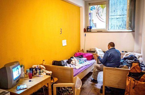 Stadt hilft verlassenen Familien