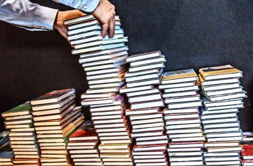 Warum auch Bücher in Quarantäne müssen