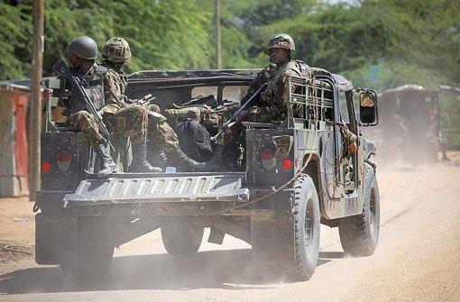 Viele Tote bei Angriff auf Universität in Kenia