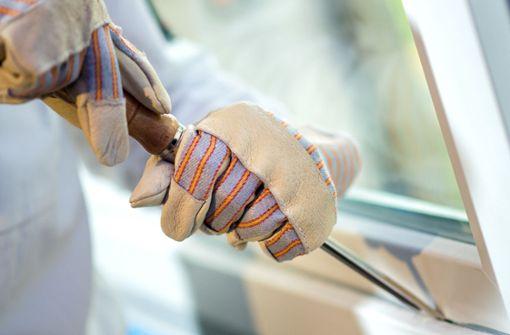 Was tun, damit Einbrechern die Lust an der Arbeit vergeht?