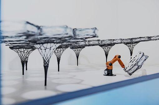 Wenn die Natur die Architektur beflügelt