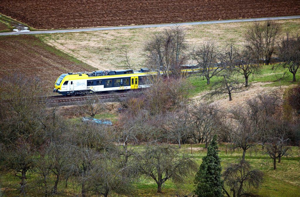 Seit Go-Ahead  unter den Linienbetreibern auf  Rems- und Murrbahn ist, hat sich die Situation verschärft. Foto: Stoppel