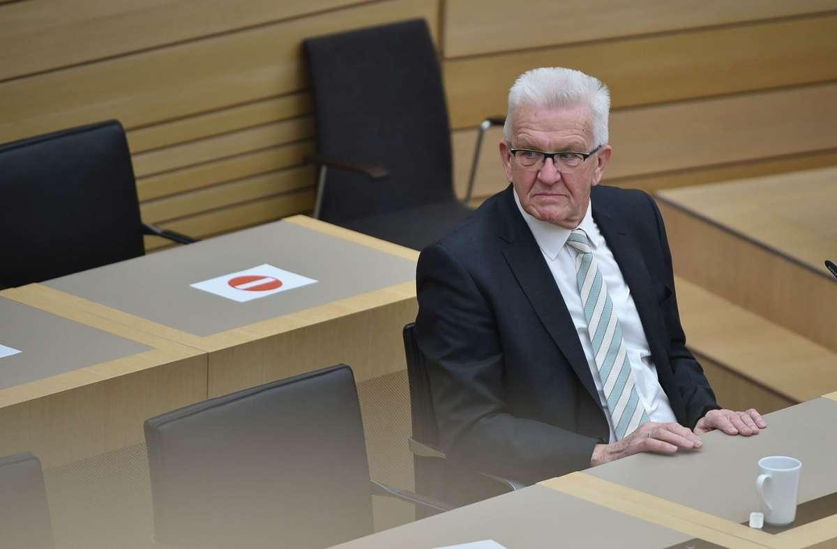 Die Sondierungsgespräche der Grünen finden am Mittwoch statt. (Archivbild) Foto: LICHTGUT/Leif Piechowski