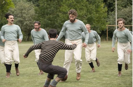 """Downton Abbey""-Macher  huldigt Fußball"