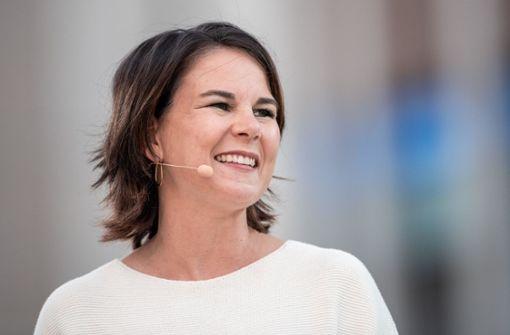 Livestream mit der grünen Kanzlerkandidatin Annalena Baerbock