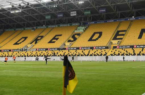 Dynamo Dresden fordert Aufstockung der 2. Liga