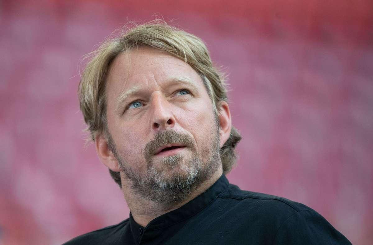 VfB-Sportdirektor Sven Mislintat ist auch nach dem Aufstieg gefordert. Den derzeitigen Kader sehen Sie in unserer Bildergalerie. Foto: dpa/Marijan Murat