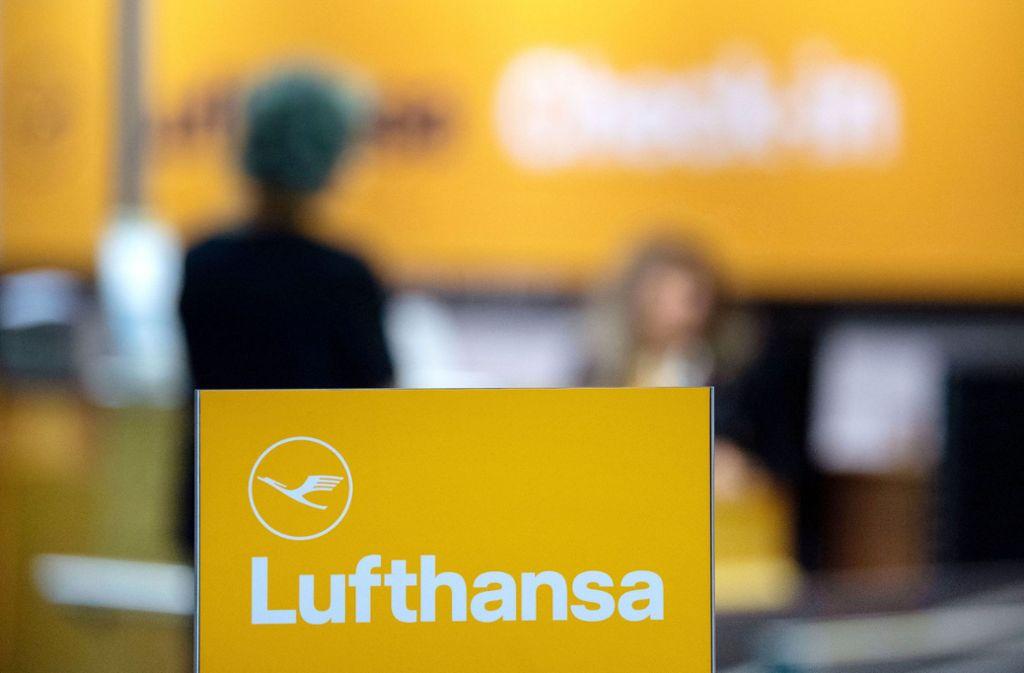 Lufthansa zankt immer noch mit der Gewerkschaft Ufo um die Grundlagen einer Schlichtung. Foto: dpa/Marijan Murat