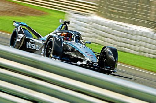 Aus für die Formel E in Stuttgart