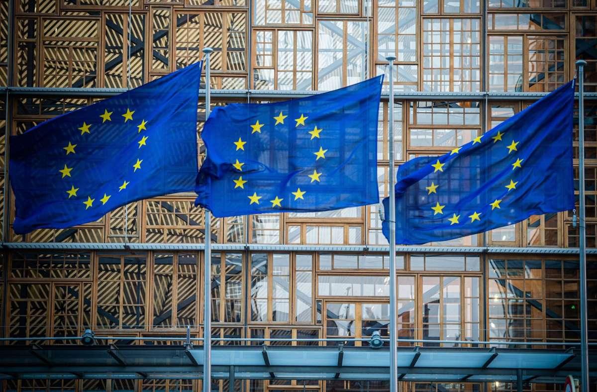 Ungarn und Polen drohen mit einer Blockade von wichtigen EU-Entscheidungen zum langfristigen Gemeinschaftshaushalt, sollte der neue Rechtsstaatsmechanismus eingeführt werden. Foto: dpa/Arne Immanuel Bänsch