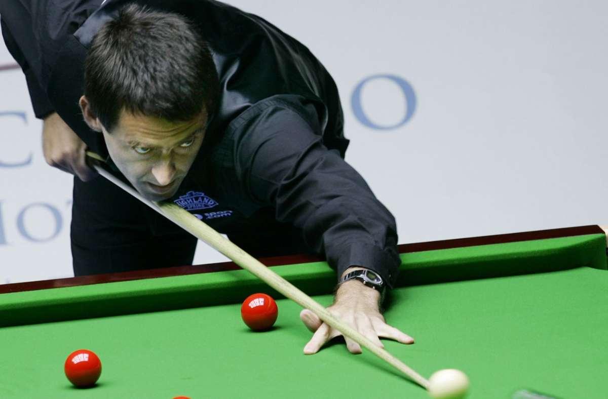 Snooker-Ikone Ronnie O'Sullivan hatte sich zuvor bereits fünf Mal den  Titel gesichert. (Archivbild) Foto: AP/KIN CHEUNG